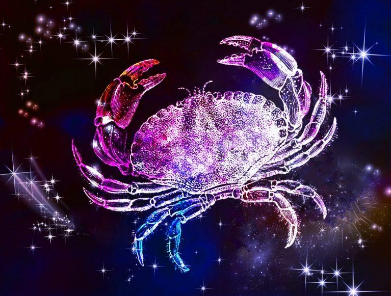 4 cancer crab - Рак - скрытный и обманчивый