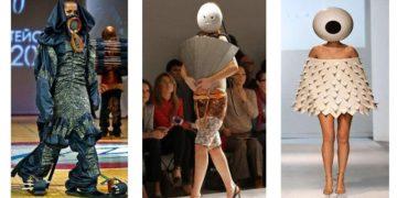 Безумства подиумной моды (12 фото)