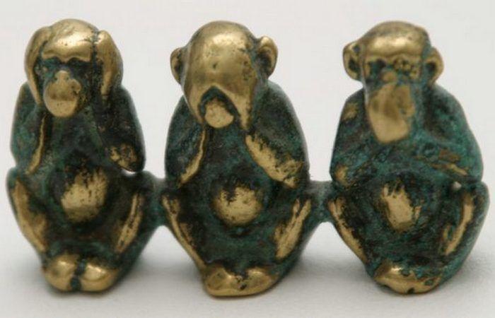 37234de7dc810046180f95faac2cb786 - Мидзару, Кикадзару, Ивадзару: Почему три японскин обезьяны стали символом женской мудрости