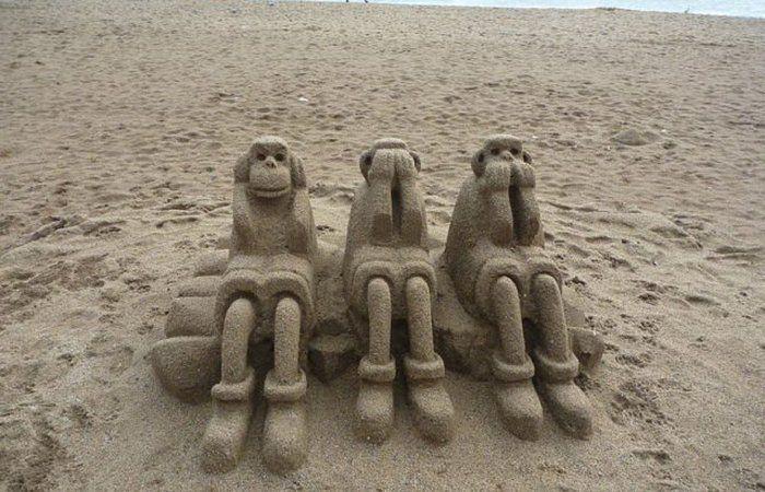 ad7f8ee4266e8b6696e4004b0d960933 - Мидзару, Кикадзару, Ивадзару: Почему три японскин обезьяны стали символом женской мудрости