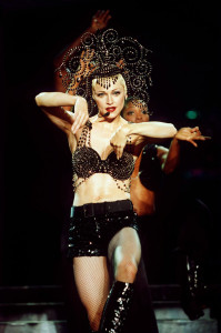 4.2 - Мадонна и ее туры: самые яркие образы за 20 лет