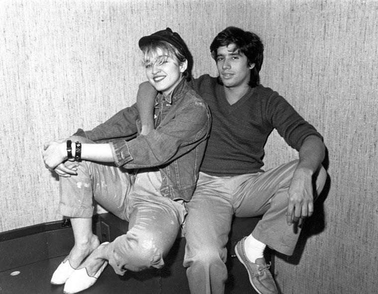 Dzhon Benites - Мадонна и ее мужчины