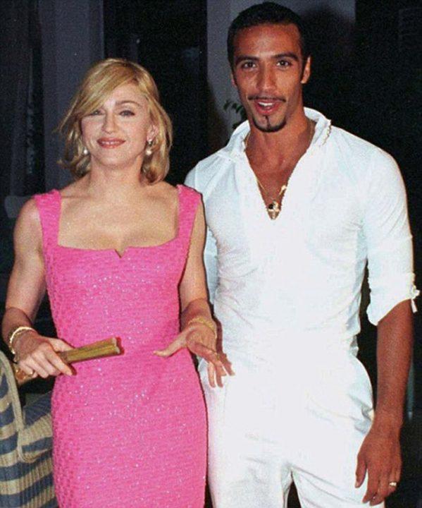 Karlos Leon - Мадонна и ее мужчины
