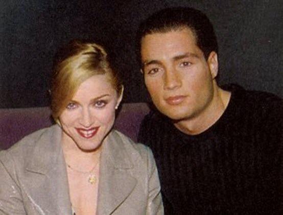Kris Pasielo - Мадонна и ее мужчины