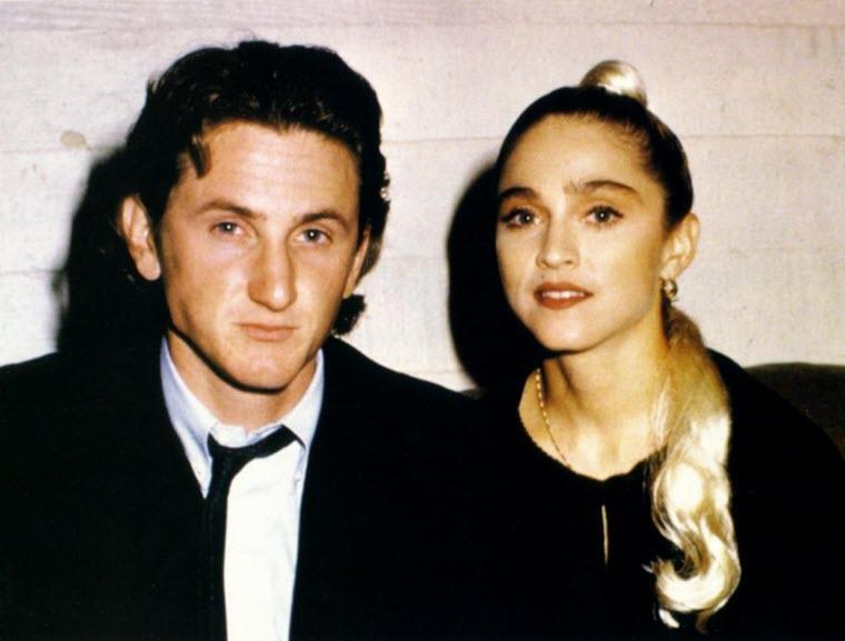 SHon Penn - Мадонна и ее мужчины