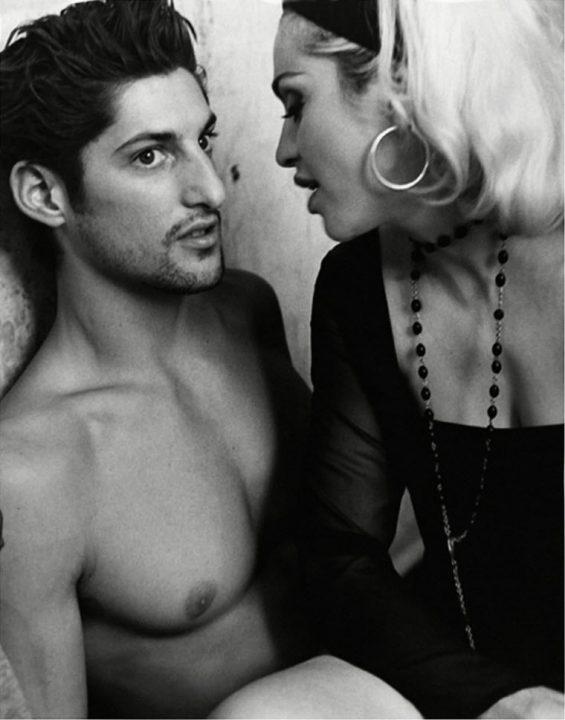 Toni Uord - Мадонна и ее мужчины