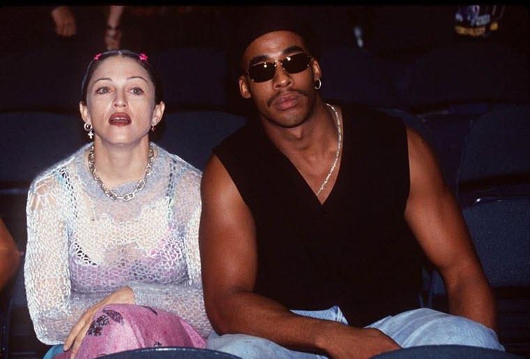 Tupak SHakur - Мадонна и ее мужчины