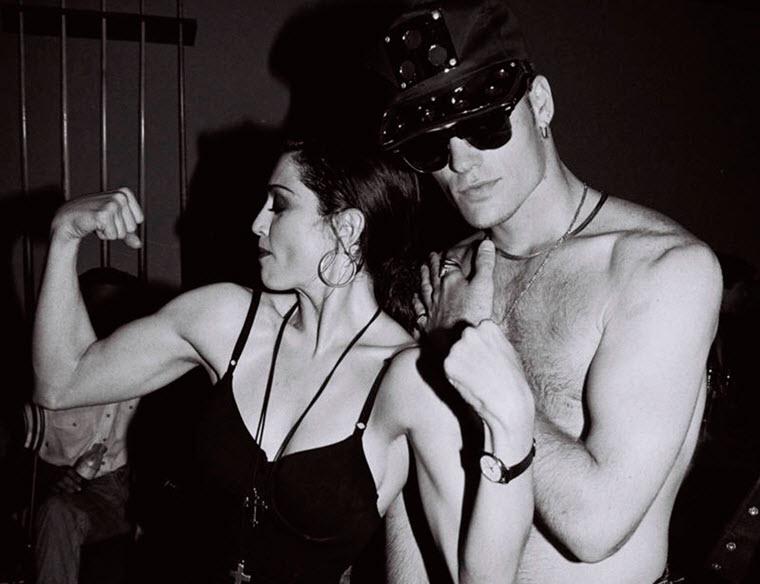 Vanilla Ajs - Мадонна и ее мужчины