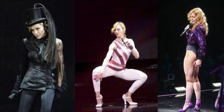 7.1 - Мадонна и ее туры: самые яркие образы за 20 лет
