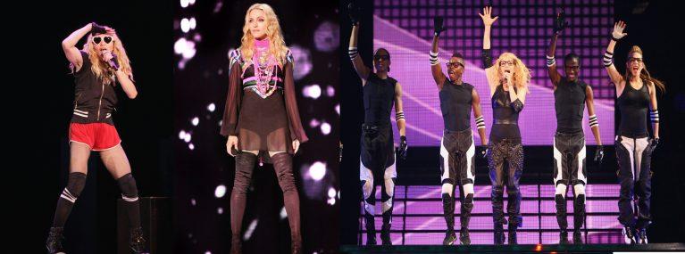 8.1 - Мадонна и ее туры: самые яркие образы за 20 лет