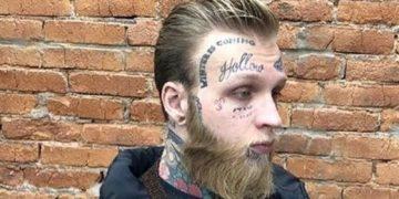 Сын Елены Яковлевой показал новый пирсинг на лице