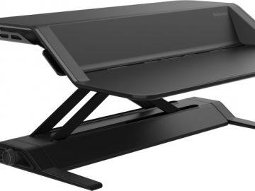 Обзор платформы для работы Fellowes Lotus Sit-Stand Workstation