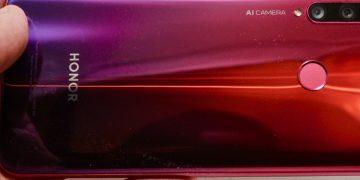Обзор смартфона Honor 10i: камерофон