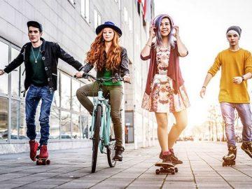 Подростковая мода 2020
