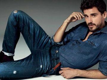 Модные мужские джинсы 2020