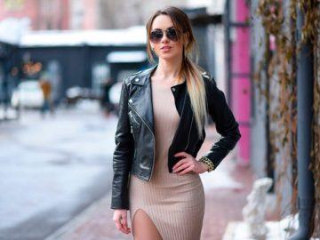 Кожаные куртки 2020: тренды и новинки