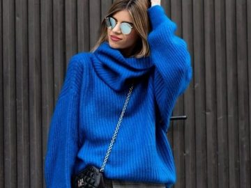 Женские свитера: новинки 2020
