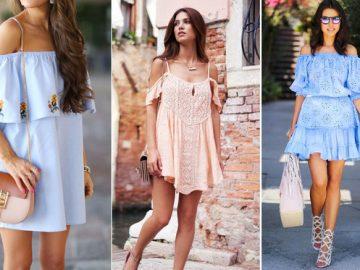 Модные фасоны платьев 2020