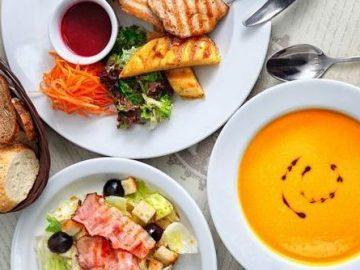 Тест: Этот тест определит ваш социальный статус на основе выбора еды