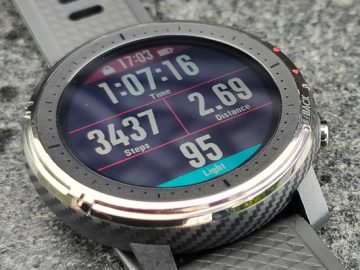 Обзор умных часов Amazfit Stratos 3