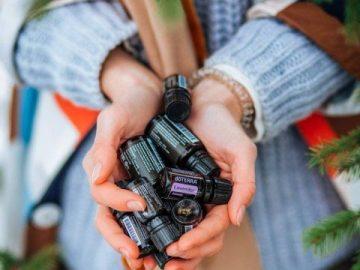 Могут ли аромасла изменить жизнь? История девушки, которая использует их вместо дорогих кремов и таблеток