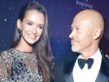 Молодая жена Федора Бондарчука родила сына