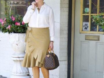 Правильно подобранная юбка — это 70% вашей уверенности в себе и элегантности