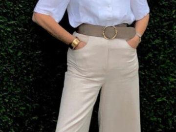 Более 50% женщин любят носить брюки. Образы, которые вам понравятся