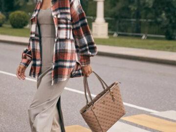 Тренды осени 2021: какие большие сумки на каждый день сейчас в моде? Обзор со ссылками идеальных моделей