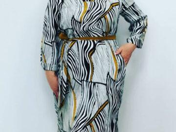 Платья для женщин 50-60 лет, которые носят только модницы