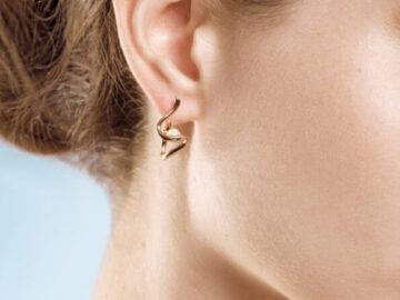 Могут ли украшения из янтаря быть модными? Нашла серьги, чокеры, кольца, которые не уступают трендовым цепям и жемчугу